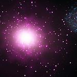 universum foto vom Hubble teleskop