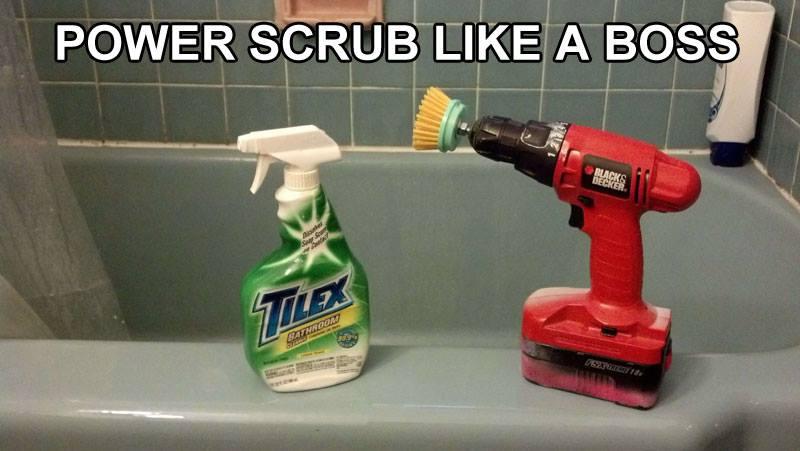Reinigen wie ein Profi