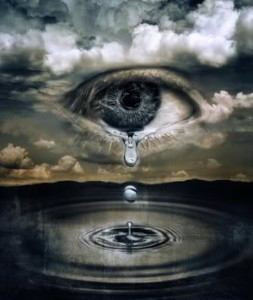 weinendes himmelsauge