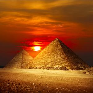 pyramiden in agypten