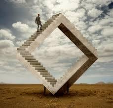 treppen illusion
