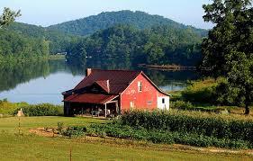 kleine farm am see