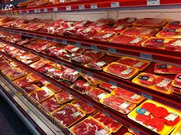 billiges supermarkt fleisch