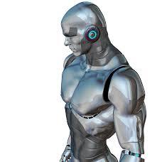 cyborg mensch und maschiene